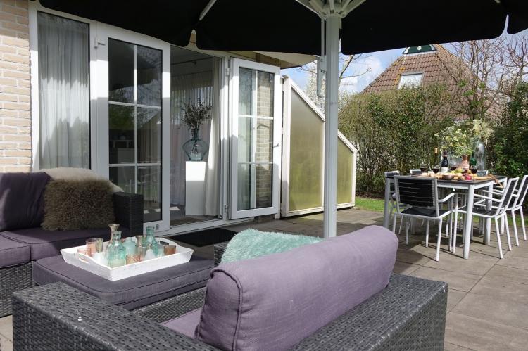 VakantiehuisNederland - Friesland: Wellness aan het Water  [16]