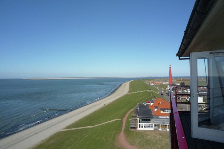 VakantiehuisNederland - Noord-Holland: De Kustwachttoren  [15]