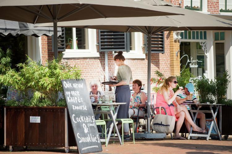 VakantiehuisNederland - Friesland: Zeedijk II  [37]