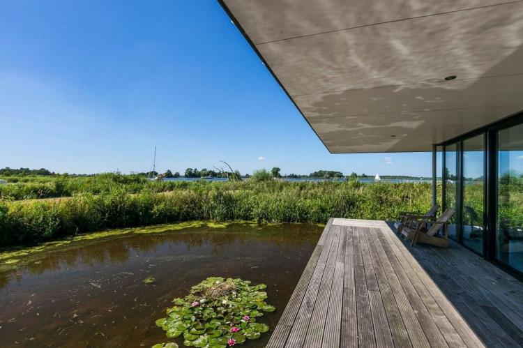 Holiday homeNetherlands - Friesland: Watervilla de Blauwe Reiger  [14]