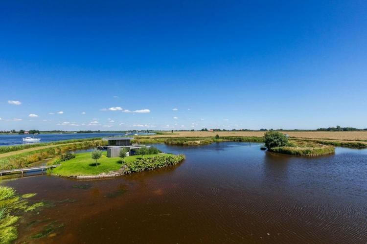 Holiday homeNetherlands - Friesland: Watervilla de Blauwe Reiger  [18]