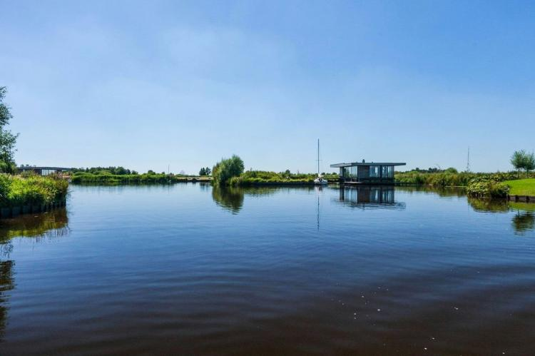 Holiday homeNetherlands - Friesland: Watervilla de Blauwe Reiger  [17]