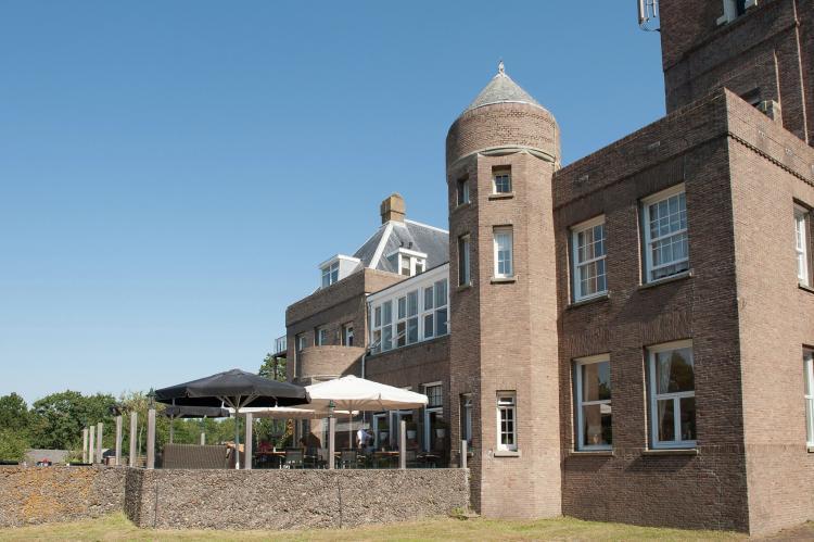 VakantiehuisNederland - Noord-Holland: Parel aan de Duinen 8p  [22]