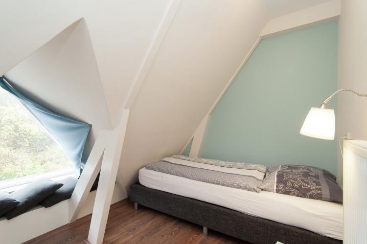 VakantiehuisNederland - Noord-Holland: Parel aan de Duinen 8p  [15]
