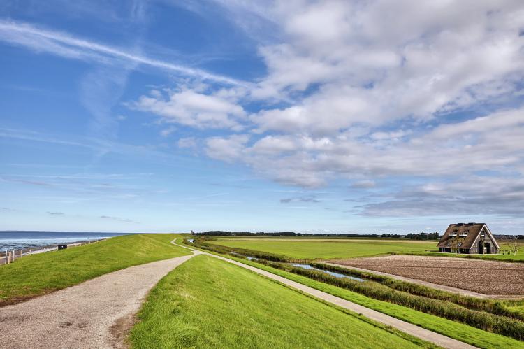 VakantiehuisNederland - Friesland: Landhuis Wad Anders  [26]