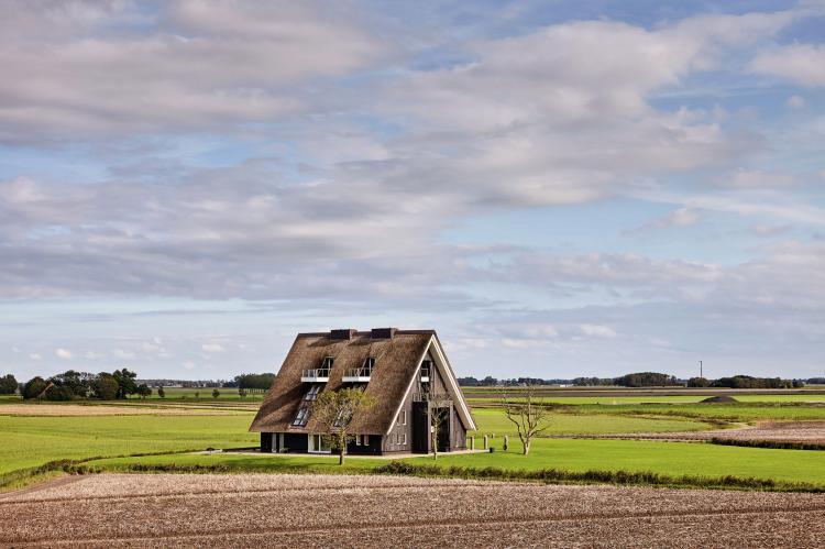 VakantiehuisNederland - Friesland: Landhuis Wad Anders  [27]