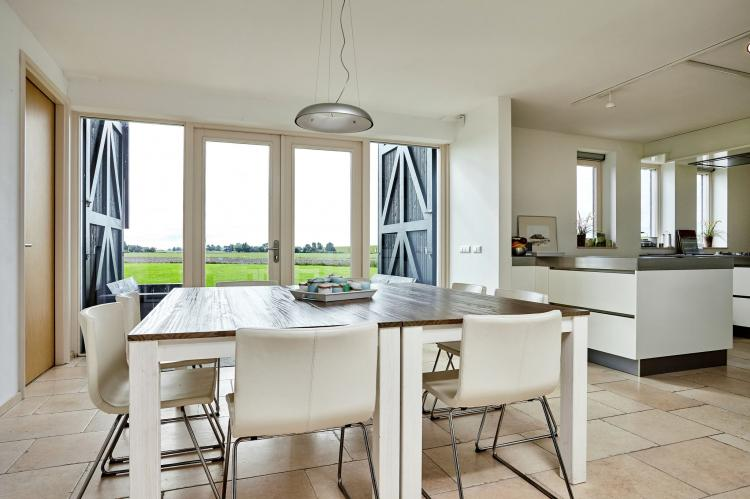 VakantiehuisNederland - Friesland: Landhuis Wad Anders  [4]