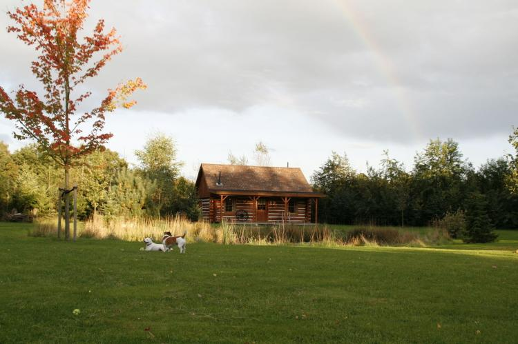 Holiday homeNetherlands - Overijssel: Amerikaanse Blokhut  [8]