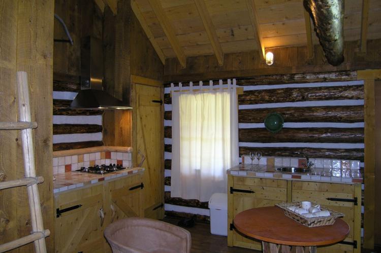 Holiday homeNetherlands - Overijssel: Amerikaanse Blokhut  [3]