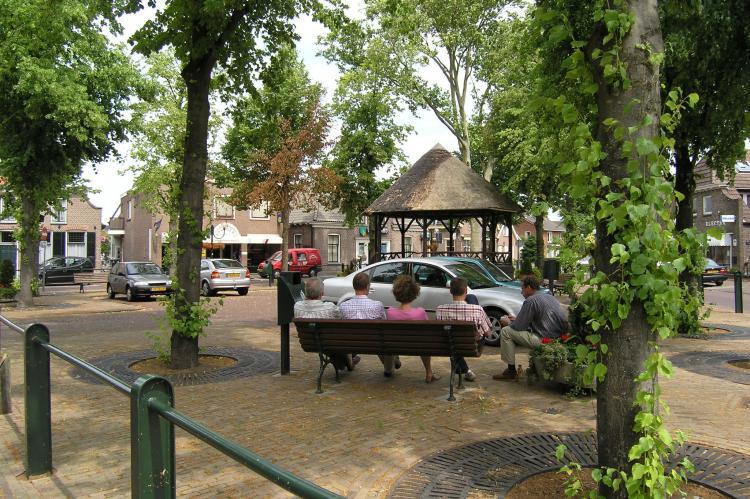 Holiday homeNetherlands - Overijssel: Amerikaanse Blokhut  [19]