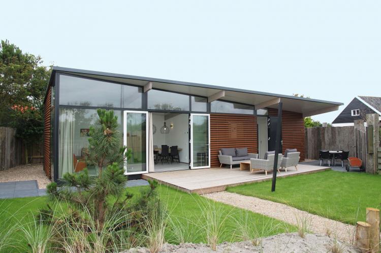 Luxe Lodge aan de Duinen