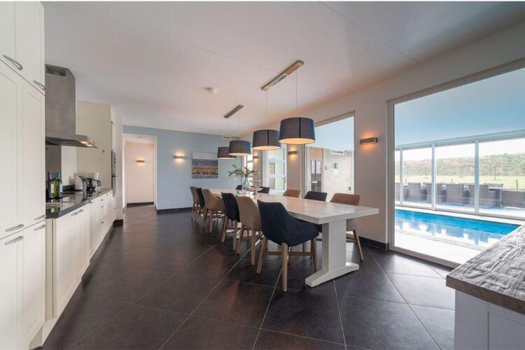 VakantiehuisNederland - Zeeland: Luxe Beveland met Zwembad  [19]
