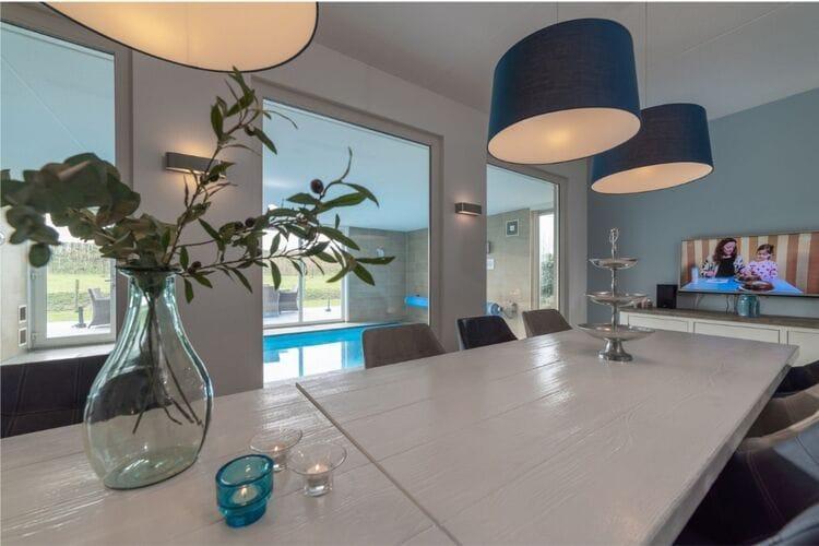 VakantiehuisNederland - Zeeland: Luxe Beveland met Zwembad  [21]