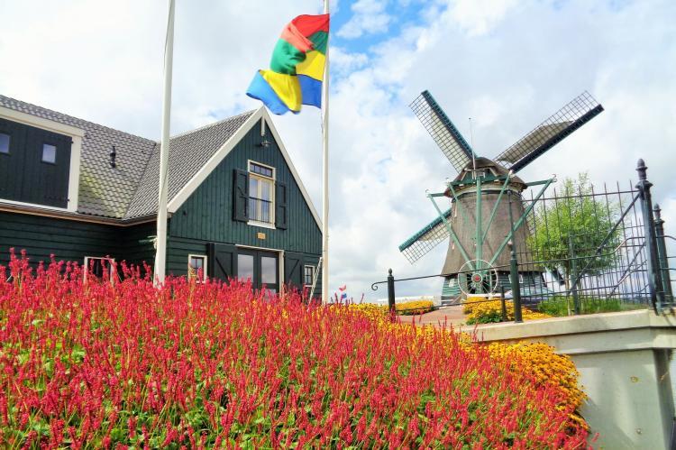 VakantiehuisNederland - Noord-Holland: Onder de Molen 24 pers  [1]