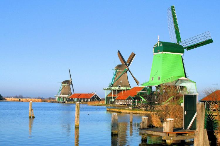 VakantiehuisNederland - Noord-Holland: Appartement Oranje Tulp  [27]