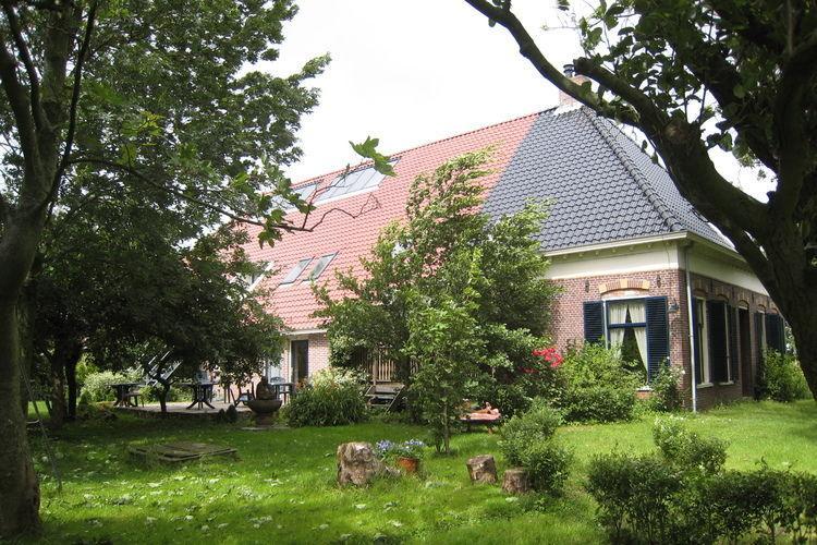 VakantiehuisNederland - Friesland: De Welstand 40 personen  [1]
