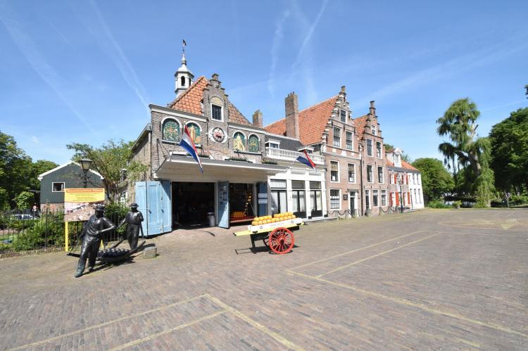VakantiehuisNederland - Noord-Holland: Edammer Vissershuisje  [28]