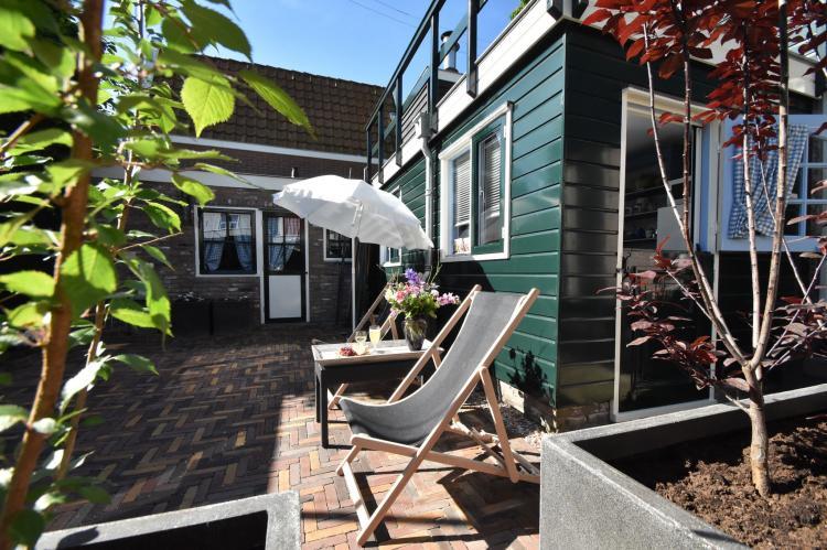 VakantiehuisNederland - Noord-Holland: Edammer Vissershuisje  [23]