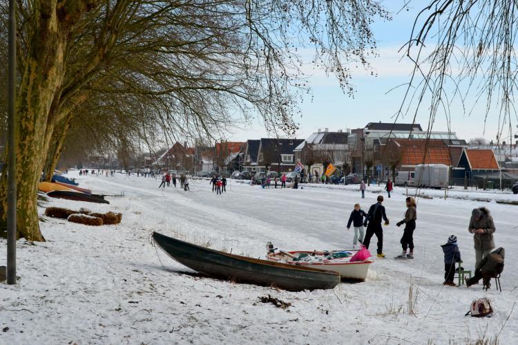 VakantiehuisNederland - Noord-Holland: Edammer Vissershuisje  [35]
