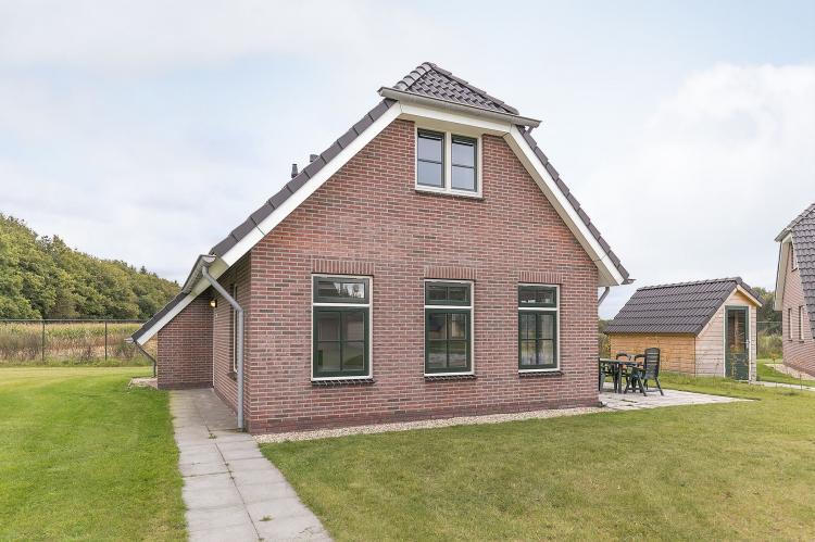VakantiehuisNederland - Drenthe: Villaparc Schoonhovenseland  [1]