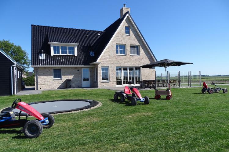 VakantiehuisNederland - Zeeland: Villa Belvedère  [27]