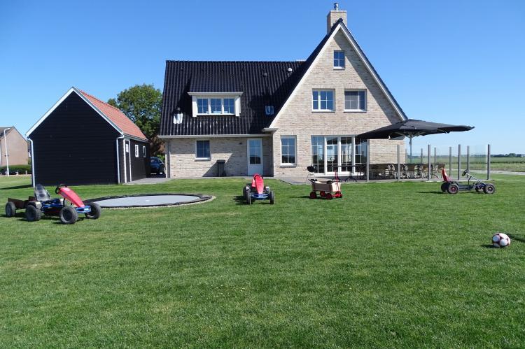 VakantiehuisNederland - Zeeland: Villa Belvedère  [28]