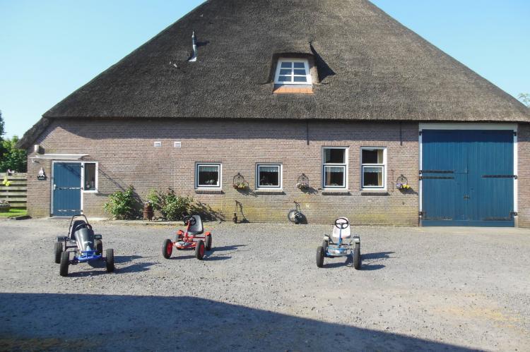 VakantiehuisNederland - Friesland: Het Stolphuis  [1]