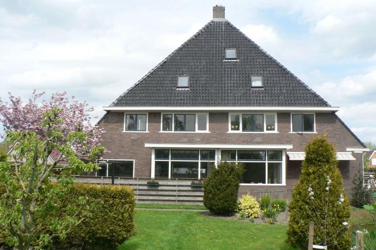 VakantiehuisNederland - Friesland: Het Melkhuis  [1]