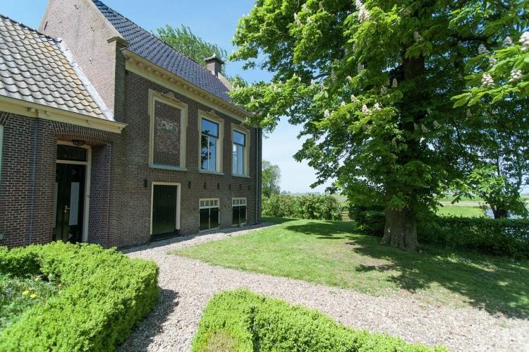 VakantiehuisNederland - Friesland: Pronkkeamer Skrins  [2]