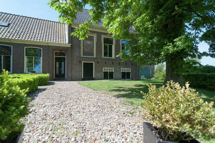 VakantiehuisNederland - Friesland: Pronkkeamer Skrins  [14]