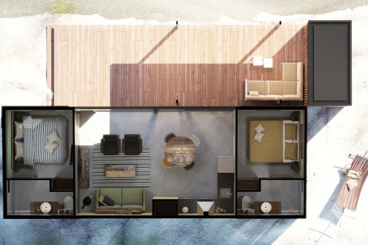 VakantiehuisNederland - Waddeneilanden: Sea Lodges Ameland 3  [12]