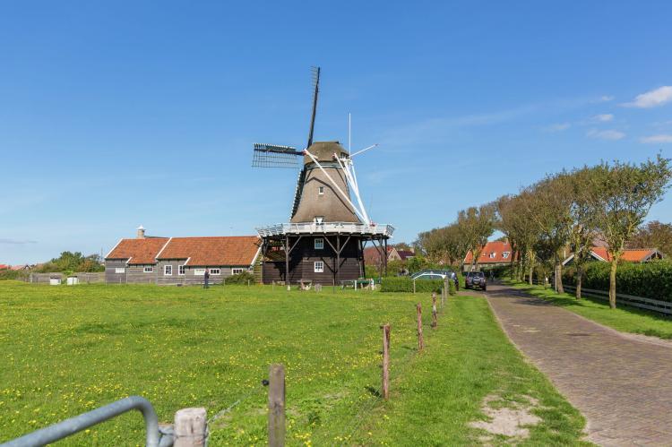 VakantiehuisNederland - Waddeneilanden: Boomhiemke  [22]