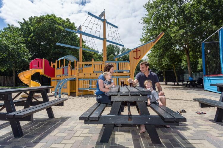 VakantiehuisNederland - Zuid-Holland: Vakantiepark Kijkduin 2  [16]