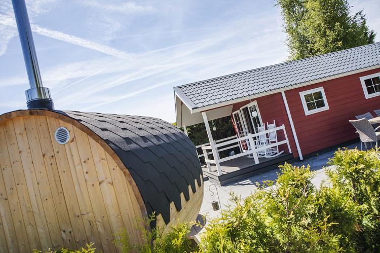 VakantiehuisNederland - Gelderland: Recreatiepark de Boshoek 7  [1]
