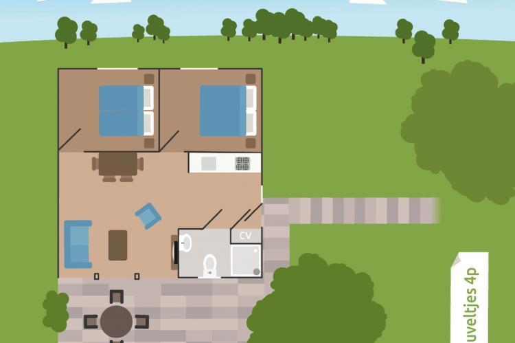 Holiday homeNetherlands - Gelderland: Recreatiepark de Boshoek 10  [13]