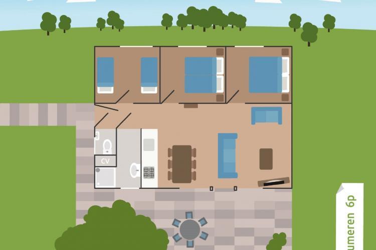 Holiday homeNetherlands - Gelderland: Recreatiepark de Boshoek 11  [12]