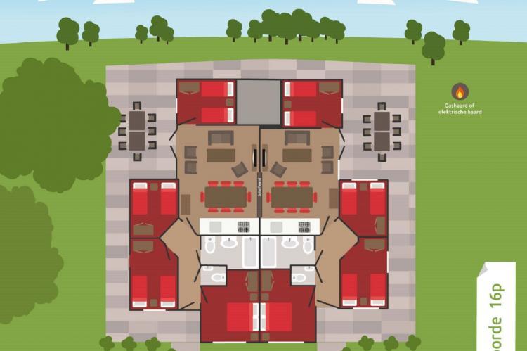Holiday homeNetherlands - Gelderland: Recreatiepark de Boshoek 15  [14]