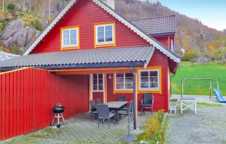 VakantiehuisNoorwegen - Hordaland: Vågen 1  [4]
