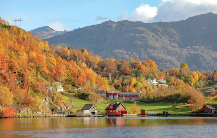 VakantiehuisNoorwegen - Hordaland: Vågen 1  [17]