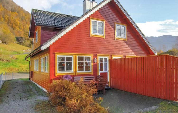 VakantiehuisNoorwegen - Hordaland: Vågen 1  [5]