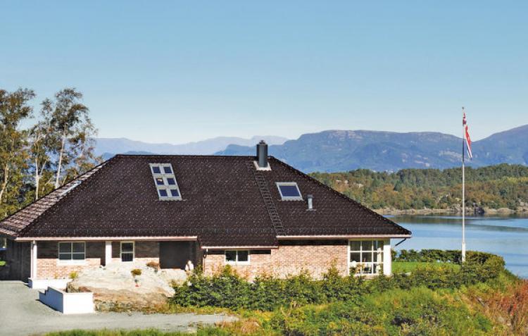 VakantiehuisNoorwegen - Hordaland: Lundegrend  [1]