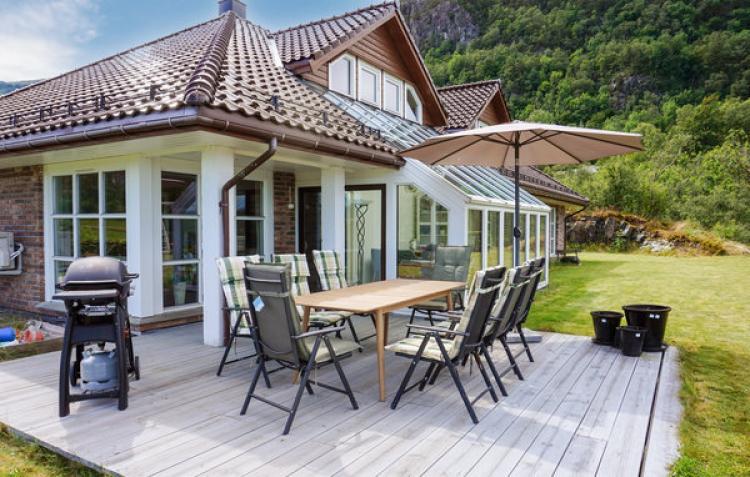 VakantiehuisNoorwegen - Hordaland: Lundegrend  [8]