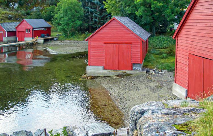 VakantiehuisNoorwegen - Hordaland: Lundegrend  [25]