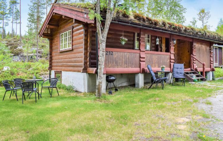 VakantiehuisNoorwegen - Telemark Fylke: Vråliosen  [1]