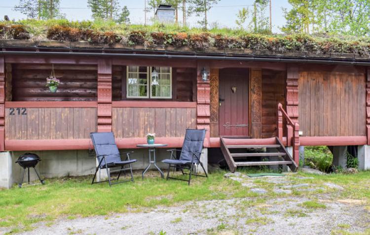 VakantiehuisNoorwegen - Telemark Fylke: Vråliosen  [5]