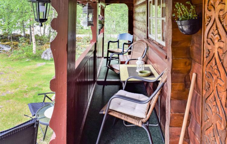 VakantiehuisNoorwegen - Telemark Fylke: Vråliosen  [9]
