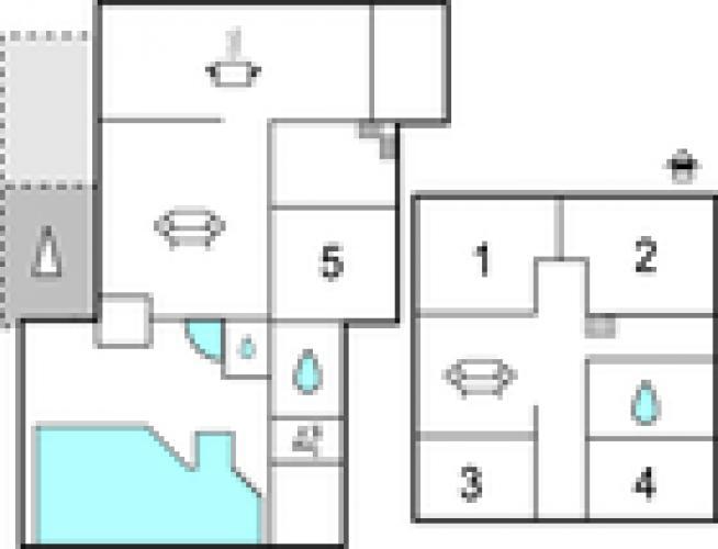 VakantiehuisNoorwegen - Aust-Agder Fylke: Gaupe  [16]