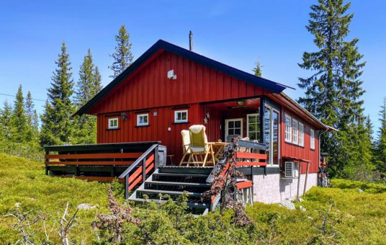VakantiehuisNoorwegen - Hedmark Fylke: Sjusjøen  [6]