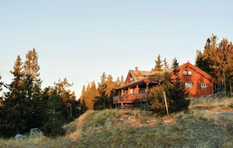 VakantiehuisNoorwegen - Hedmark Fylke: Sjusjøen  [4]