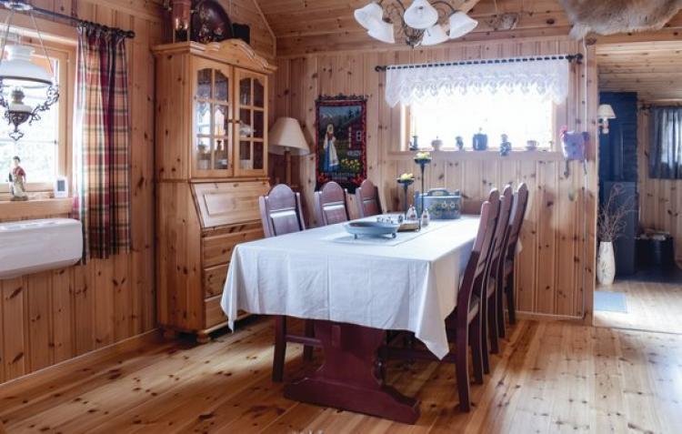VakantiehuisNoorwegen - Hedmark Fylke: Sjusjøen  [7]